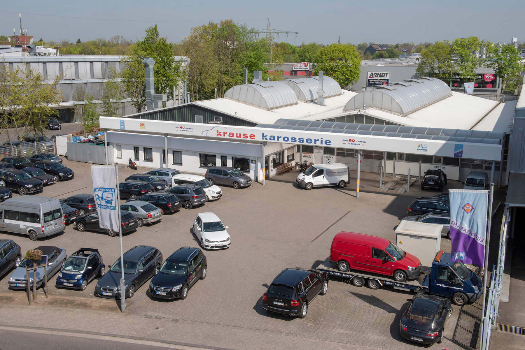 Krause Karosserie Werkstatt Neuss